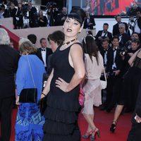 Rossy de Palma en la clausura del Festival de Cannes 2013