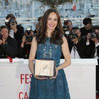Bérénice Bejo en la clausura del Festival de Cannes 2013
