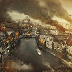 Berlín en un banner de 'Guerra Mundial Z'