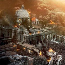 Roma en un banner de 'Guerra Mundial Z'