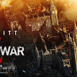 Londres en un banner de 'Guerra Mundial Z'