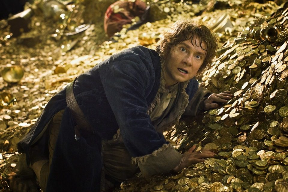 El Hobbit: La desolación de Smaug, fotograma 1 de 22