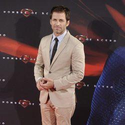 Zack Snyder en la premiere de 'El hombre de acero' en Madrid