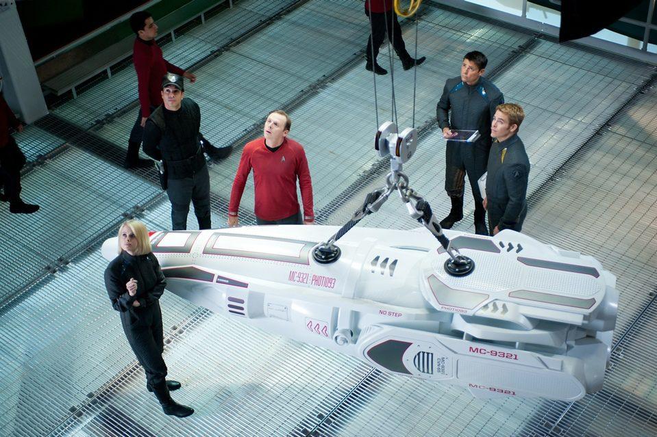Star Trek: En la oscuridad, fotograma 28 de 30