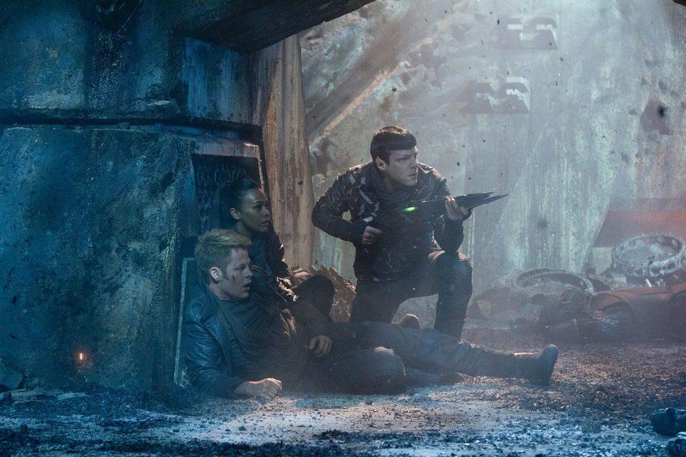 Star Trek: En la oscuridad, fotograma 25 de 30