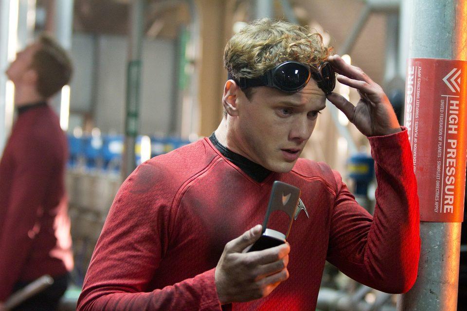 Star Trek: En la oscuridad, fotograma 22 de 30
