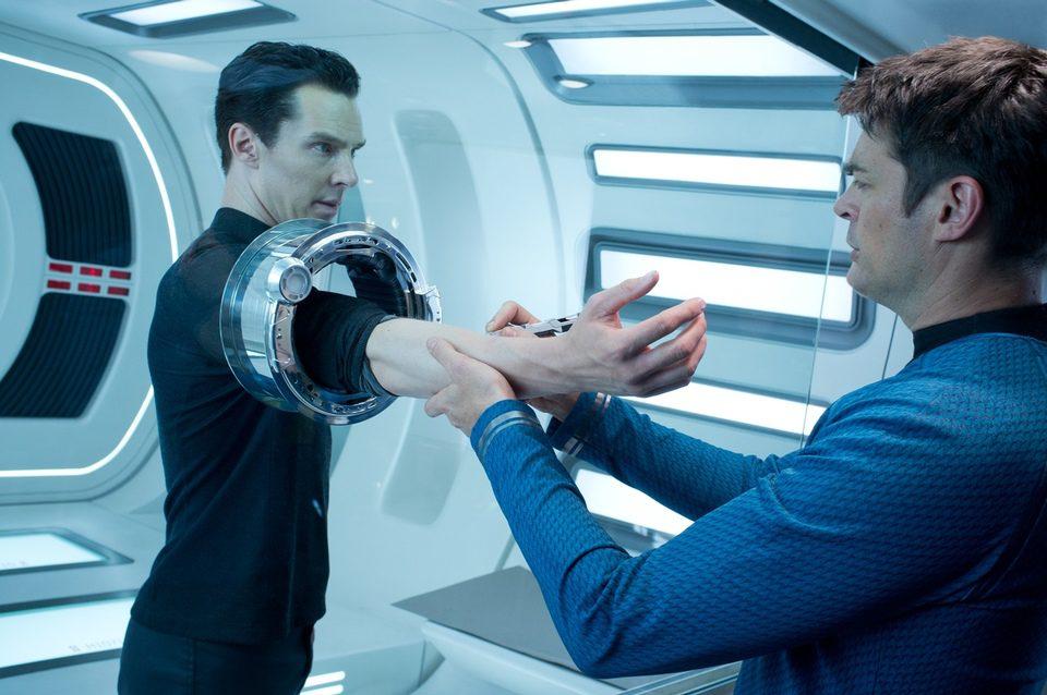 Star Trek: En la oscuridad, fotograma 20 de 30