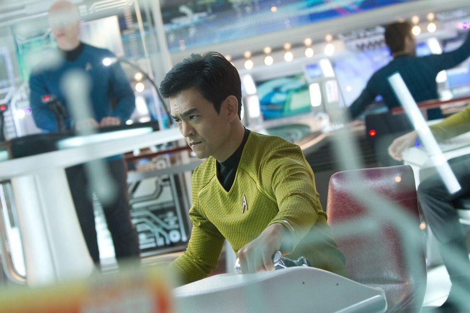 Star Trek: En la oscuridad, fotograma 15 de 30