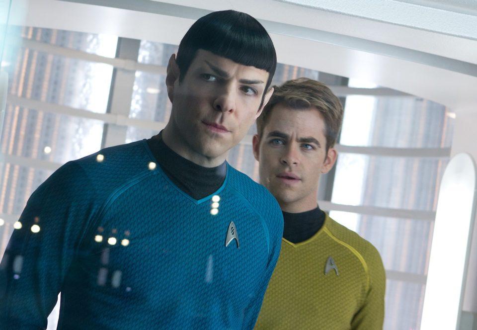 Star Trek: En la oscuridad, fotograma 14 de 30