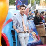 Ryan Reynolds en la presentación en Barcelona de 'Turbo'