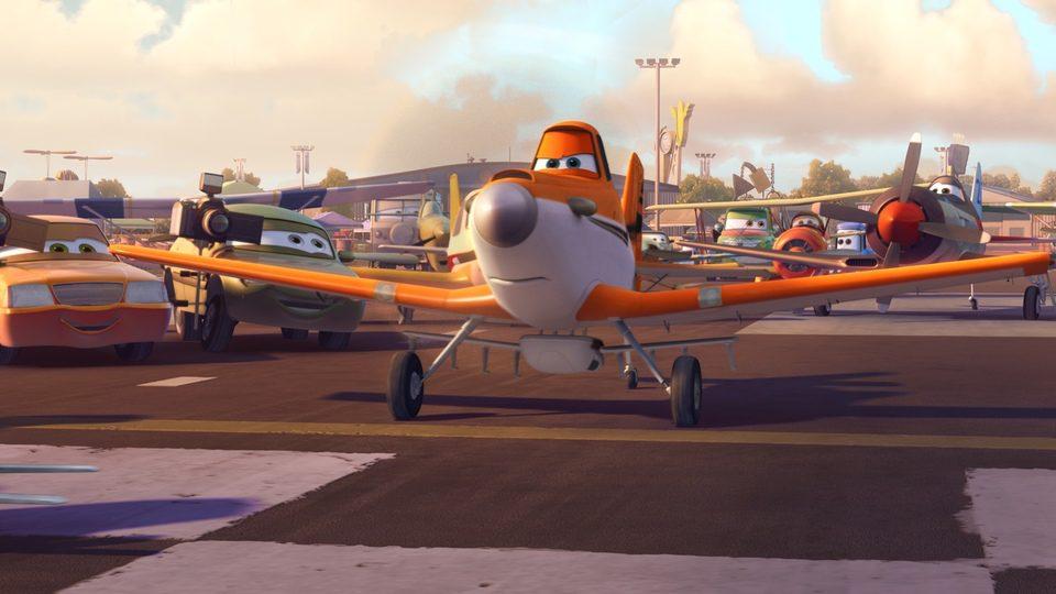 Aviones, fotograma 3 de 26