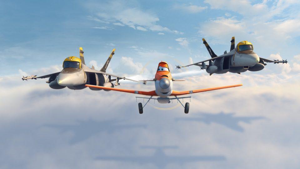 Aviones, fotograma 1 de 26