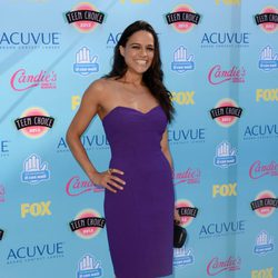 Michelle Rodriguez en los Teen Choice Awards 2013