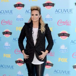 Demi Lovato en los Teen Choice Awards 2013