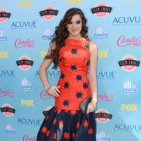 Hailee Steinfeld en los Teen Choice Awards 2013