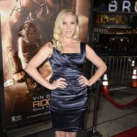 Katee Sackhoff en la premiere mundial de 'Riddick' en Los Angeles