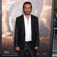 Jordi Mollà en la premiere mundial de 'Riddick' en Los Angeles