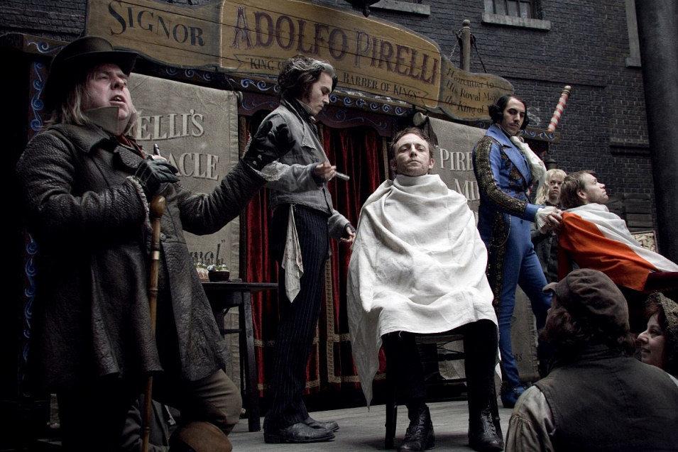 Sweeney Todd, el barbero diabólico de la calle Fleet, fotograma 7 de 35