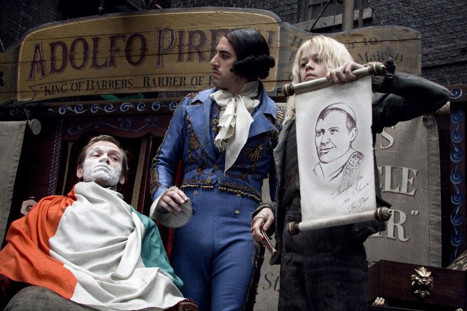 Sweeney Todd, el barbero diabólico de la calle Fleet, fotograma 8 de 35