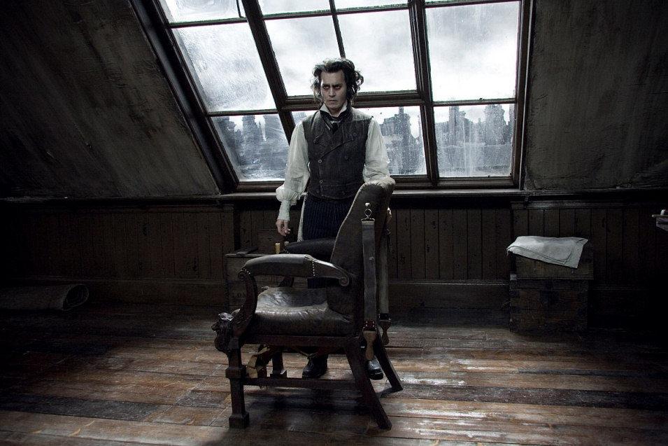Sweeney Todd, el barbero diabólico de la calle Fleet, fotograma 10 de 35