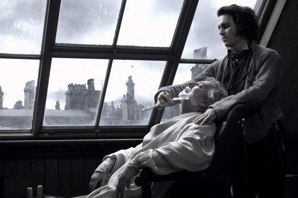 Sweeney Todd, el barbero diabólico de la calle Fleet, fotograma 12 de 35
