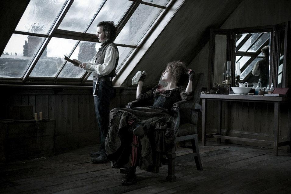Sweeney Todd, el barbero diabólico de la calle Fleet, fotograma 18 de 35