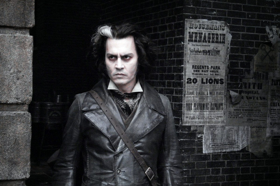 Sweeney Todd, el barbero diabólico de la calle Fleet, fotograma 34 de 35