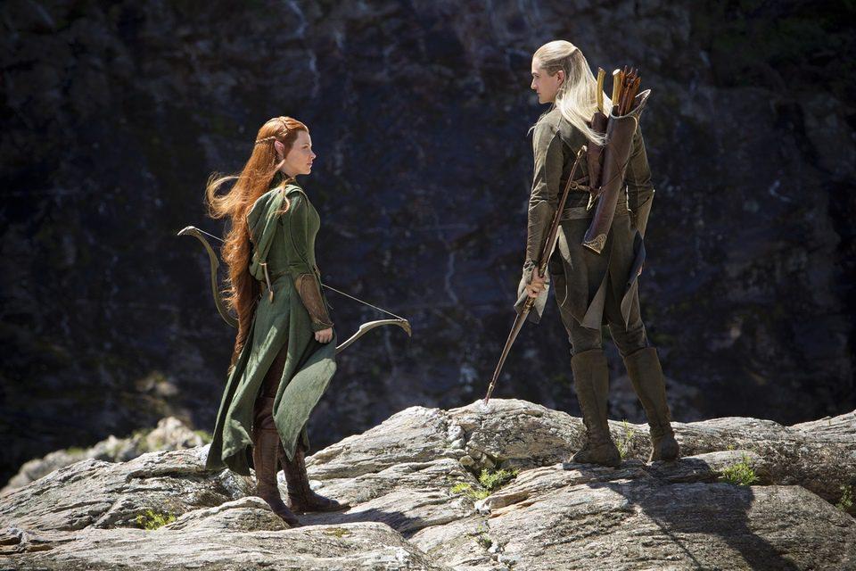 El Hobbit: La desolación de Smaug, fotograma 3 de 22