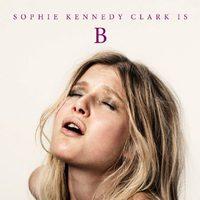 Sophie Kennedy Clark en un póster de 'Nymphomaniac'
