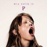 Mia Goth en un póster de 'Nymphomaniac'