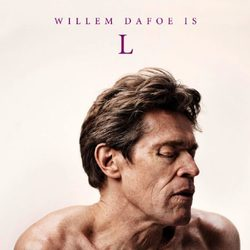 Willem Dafoe en un póster de 'Nymphomaniac'