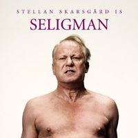 Stellan Skarsgård en un póster de 'Nymphomaniac'