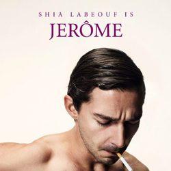Shia LaBeouf en un póster de 'Nymphomaniac'