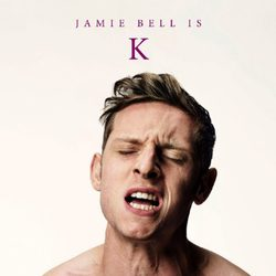 Jamie Bell en un póster de 'Nymphomaniac'