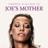 Connie Nielsen en un póster de 'Nymphomaniac'