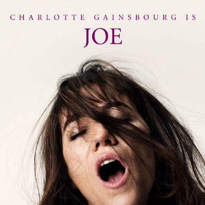 Charlotte Gainsbourg en un póster de 'Nymphomaniac'