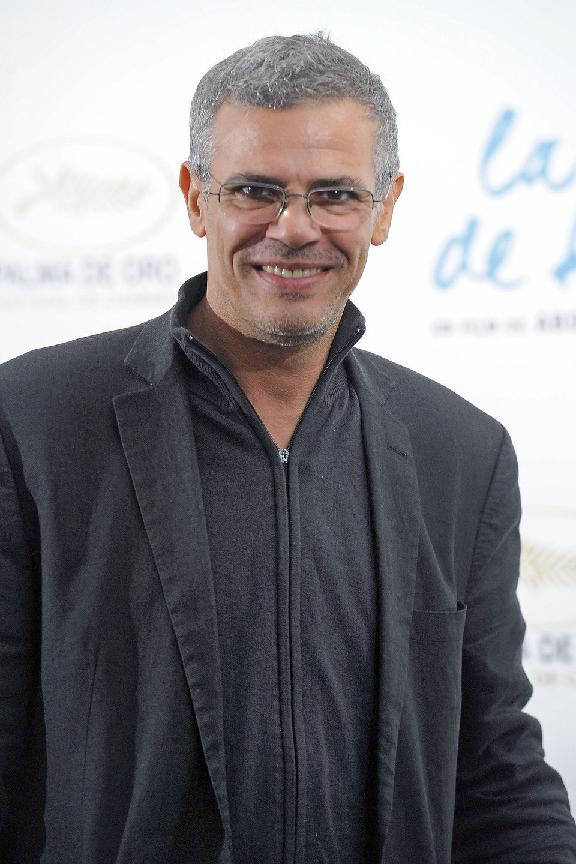 Abdellatif Kechiche en la presentación de 'La vida de Adèle' en Madrid