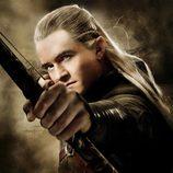 Póster de Orlando Bloom en 'El Hobbit: La desolación de Smaug'