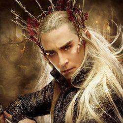Póster de Lee Pace en 'El Hobbit: La desolación de Smaug'
