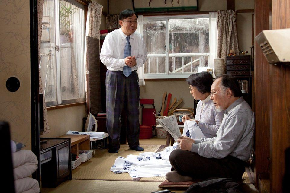 Una familia de Tokio, fotograma 17 de 27