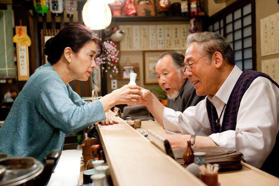 Una familia de Tokio, fotograma 9 de 27