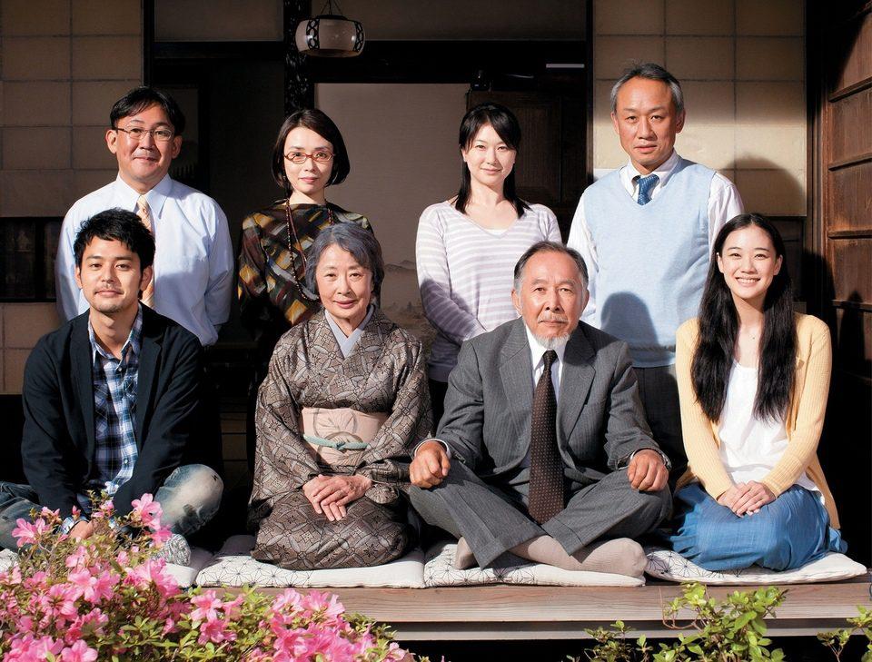 Una familia de Tokio, fotograma 1 de 27
