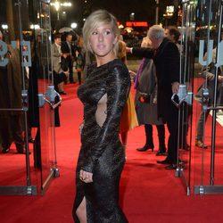 Ellie Goulding en la premiere mundial de 'Los Juegos del Hambre: En llamas' en Londres