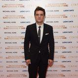 Josh Hutcherson en la premiere mundial de 'Los Juegos del Hambre: En llamas' en Londres