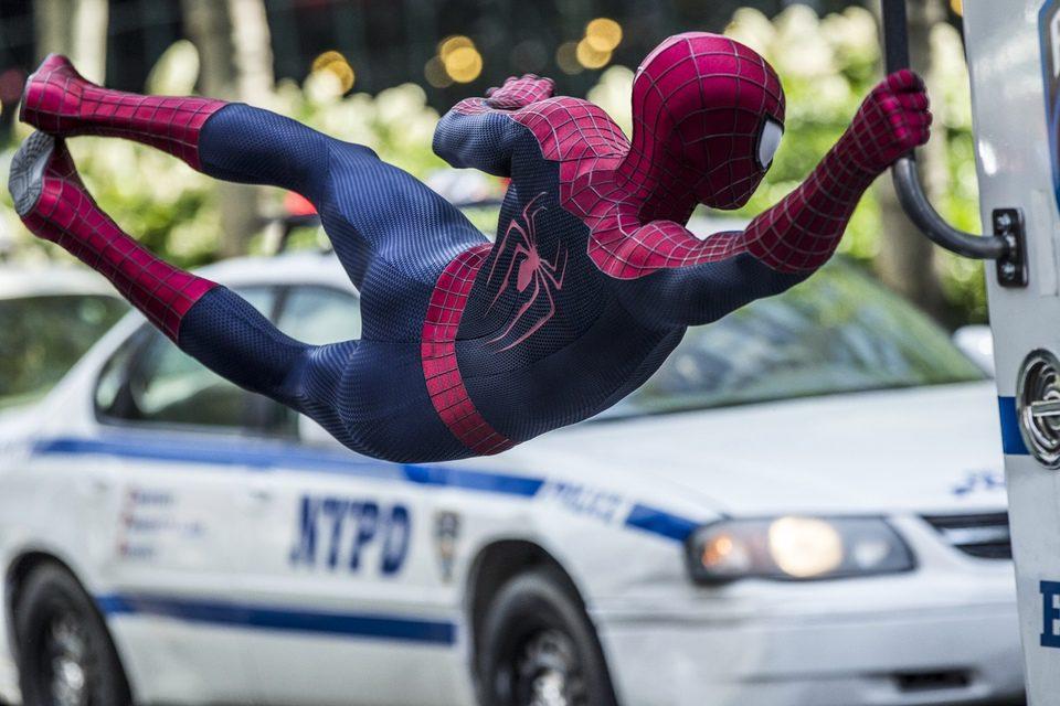 The Amazing Spider-Man 2: El poder de Electro, fotograma 3 de 28