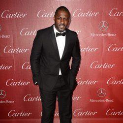 Idris Elba en la gala de premios del Festival Internacional de Palm Springs