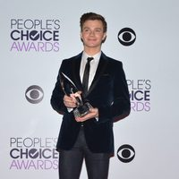 Chris Colfer en los People's Choice Awards 2014