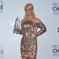 Britney Spears en los People's Choice Awards 2014