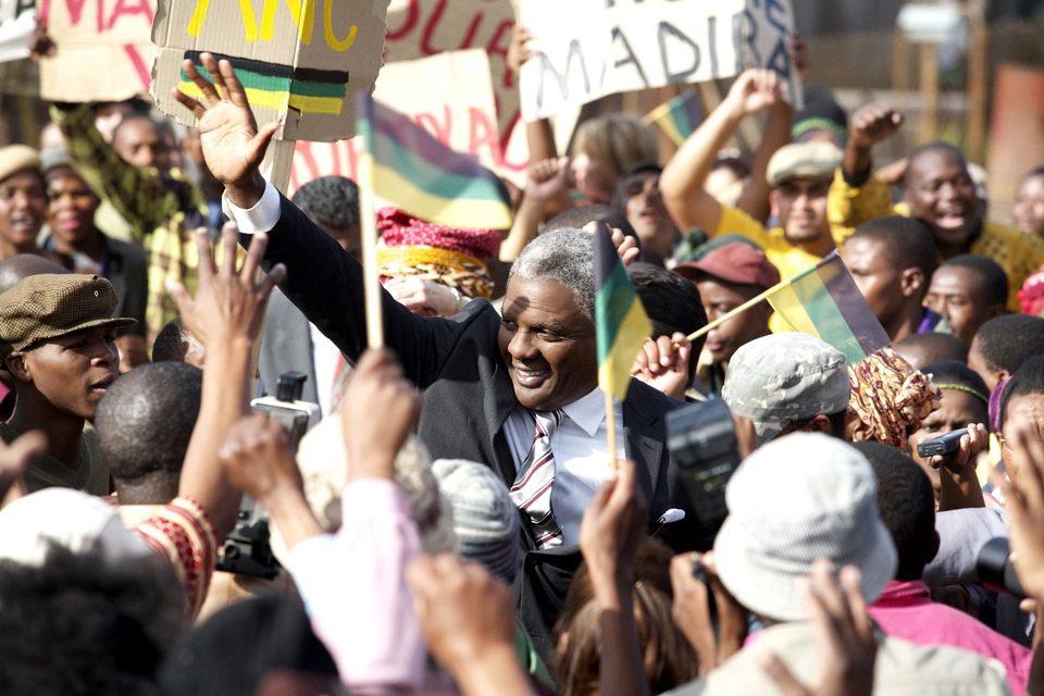 Mandela, del mito al hombre, fotograma 40 de 40