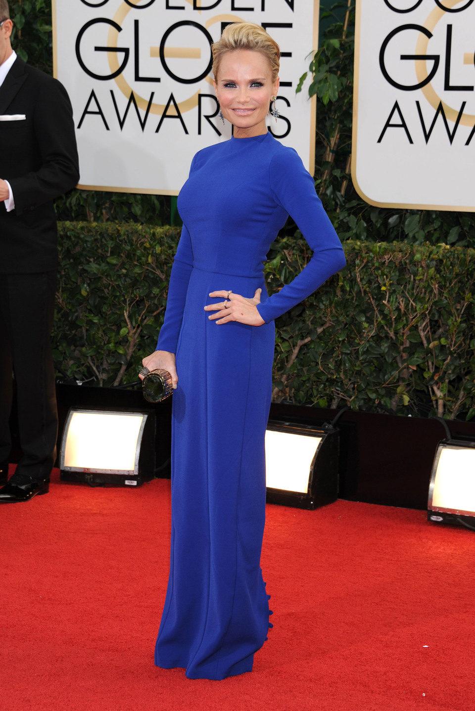 Kristin Chenoweth en los Globos de Oro 2014